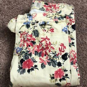 Cotton On Floral Jeans